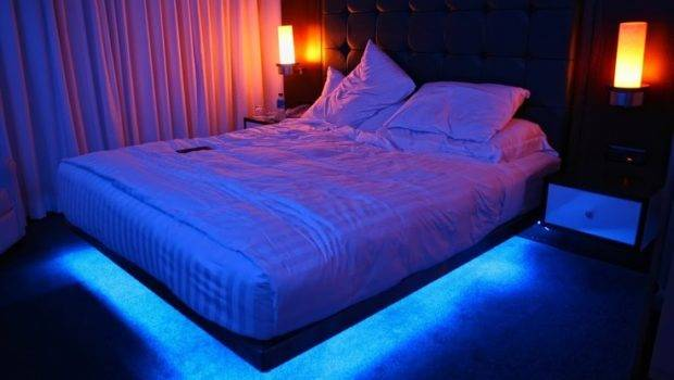 Led Color Changing Bedroom Mood Ambiance Lighting Ready Kit