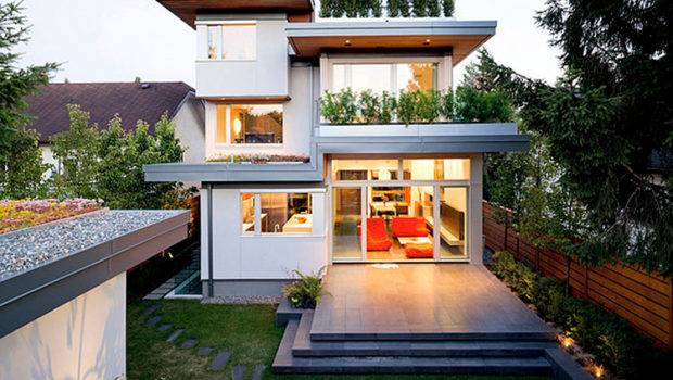 Leed Platinum Residence Vancouver