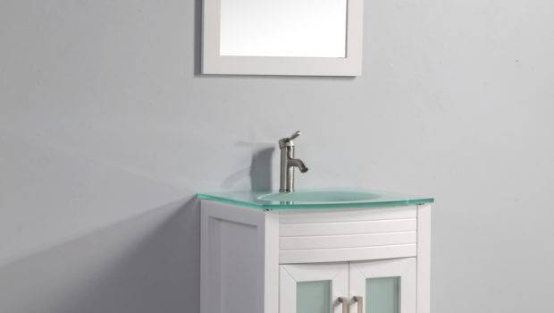 Legion Inch Modern Tempered Glass Sink Top Bathroom Vanity