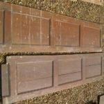 Lengths Victorian Antique Reclaimed Pine Wall Panelling