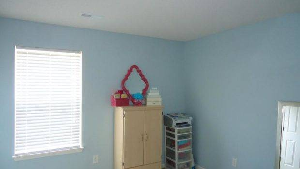 Light Blue Wall Paint Baby Color