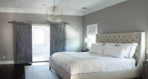 Light Gray Bedroom Paint Design Decor Photos Ideas