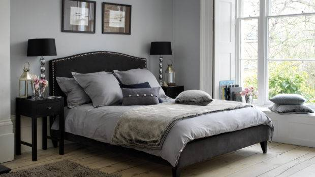 Light Grey Bedroom Walls Regular Black