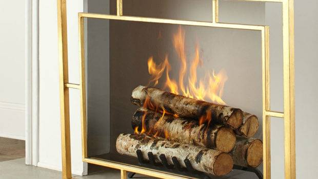 Light Your Fire These Modern Fireplace Tools