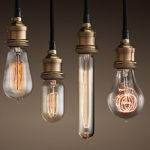 Lightbulbs Restoration Hardware