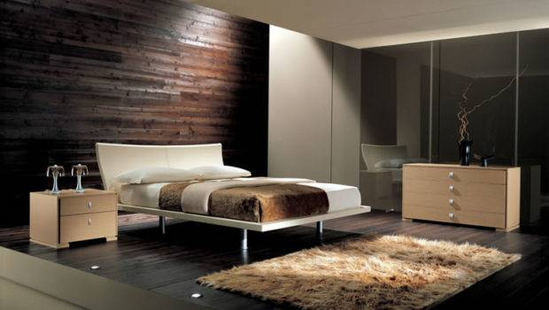 Lighting Modern Contemporary Wood Bedroom Furniture Design