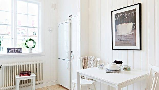 Like Small Charming Apartment White Natural