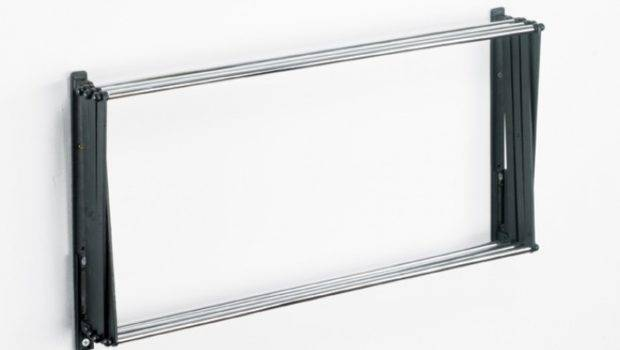 Lindham Space Saver Telescopic Extendable Towel Rack
