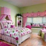 Little Girl Bedroom Room Decorating Ideas Home