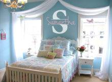 Little Girl Room Decorating Ideas Personalized Name Initial Vinyl