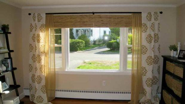 Living Room Curtains Window Treatments