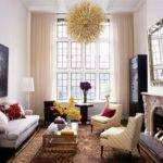 Living Room Decorating Ideas Fireplace Large Wall Decor Using
