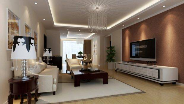 Living Room Design Layout House