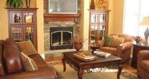 Living Room Fireplace Decorating Ideas Ultimate