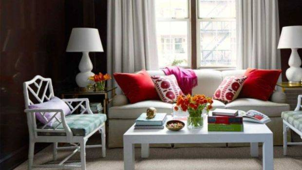 Living Room Fool Eyes Small Layouts White Coffee