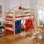 Living Room Furniture Funny Play Beds Cool Kids Design