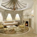Living Room Furniture Luxurious Interior Cool
