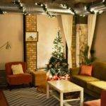 Living Room Ideas Simple Christmas