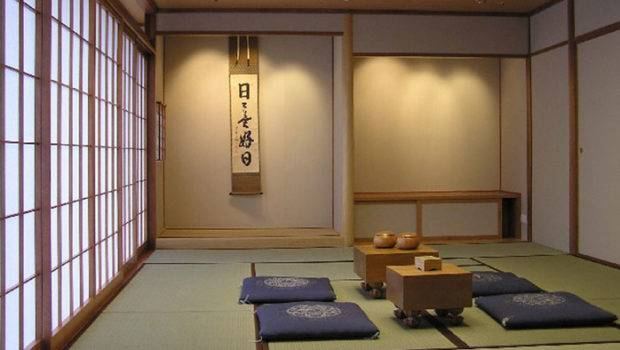 Living Room Japanese Tatami Modern Interior Design Ideas