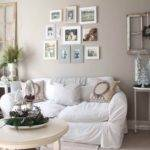 Living Room Large Wall Decor Ideas White Fabric