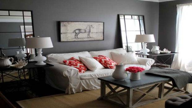 Living Room Paint Ideas Gray Painting Walls