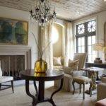 Living Room Painting Large High Ceiling Best Paint Colors
