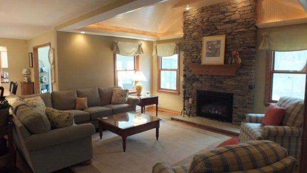 Living Room Remodel Otero Homes Areas Pinterest