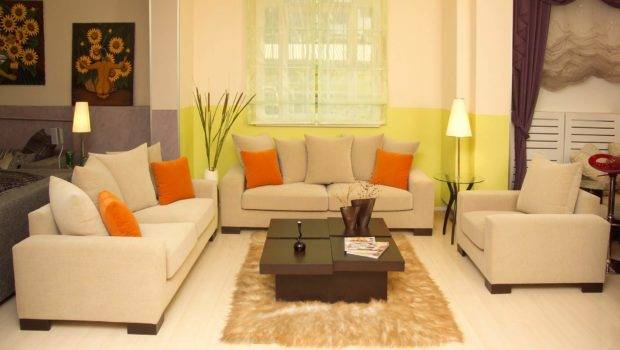 Living Room Sofa Design