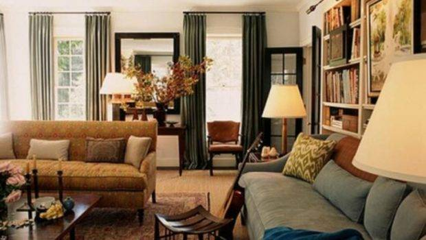 Living Room Traditional Decorating Ideas Library