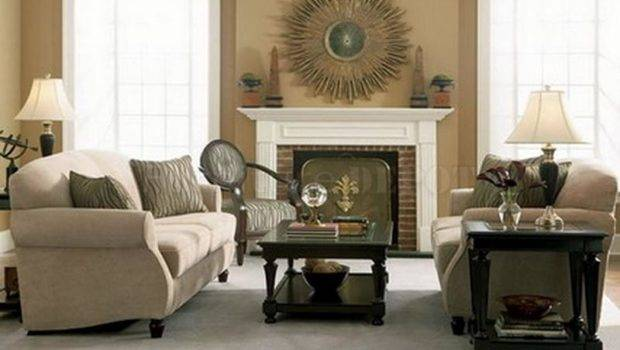 Living Room Wall Decorations Ideas
