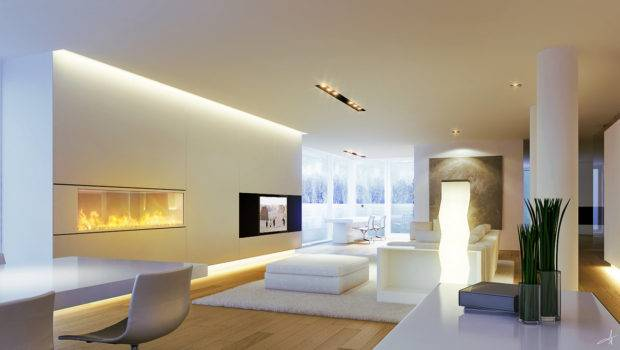 Living Rooms Round