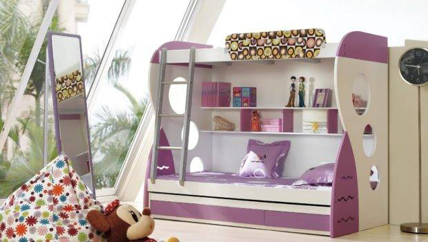Loft Bed Ideas Creating More Comfortable Spacious