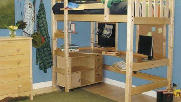 Loft Beds Desks Owner Builder Network