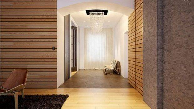 Loft House London Modern Wood Clad Interior Walls Homedee