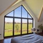Lofty Ideas Big House Windows Attic