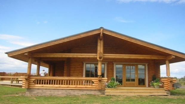 Log Cabin Mobile Homes Pre Built