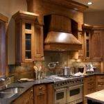 Log Home Kitchens Design Ideas