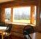 Log Homes Bay Window Home Design