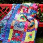 Love Kaffe Quilt Pictured Above Can Make Your Own
