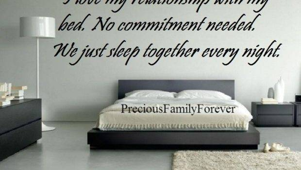 Love Relationship Bed Commitment Needed Just Sleep