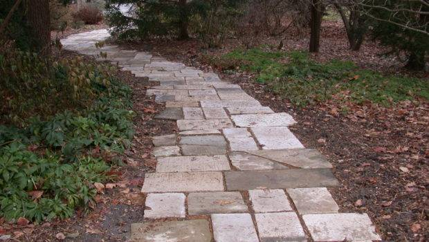 Lovely Stone Pathway