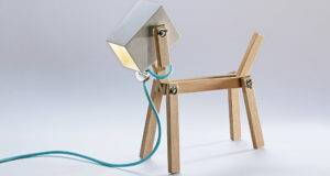 Luminose Dog Shaped Lamp Design Diffusion Projects