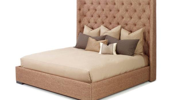 Luna Bed Home Upholstery Classic Beds