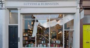 Lutyens Rubinstein Bookshop Rosee London