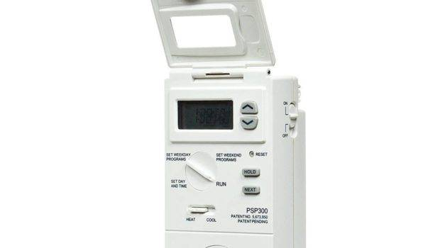 Luxpro Programmable Outlet Thermostat Louis