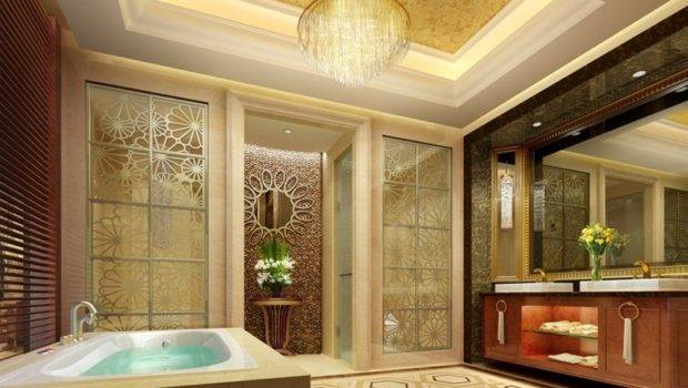 Luxury Bathroom Dressing Room House