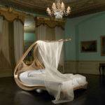 Luxury Bed Canopy System Iroonie