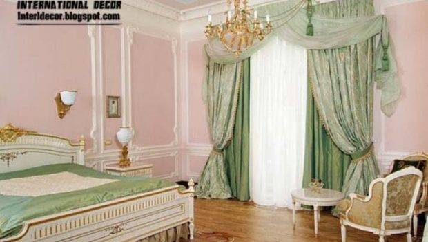 Luxury Curtains Bedroom Latest Curtain Ideas