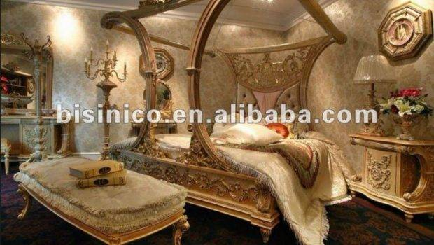 Luxury French Bed Linens European Style Canopy Bedroom