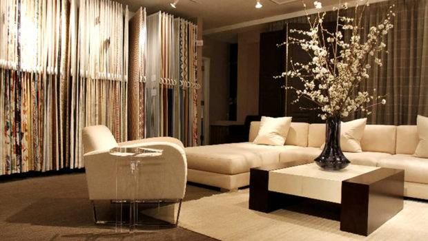Luxury Furniture Retail Store Interior Design Donghia Showroom New